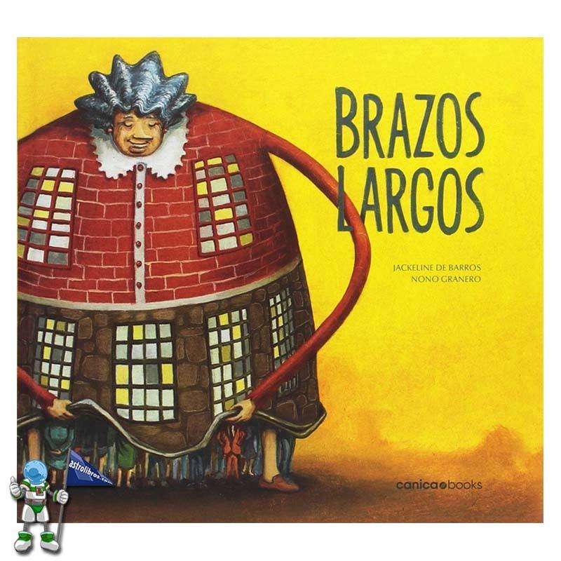 BRAZOS LARGOS, LIBRO ILUSTRADO