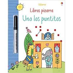 LIBROS PIZARRA USBORNE, UNO LOS PUNTITOS