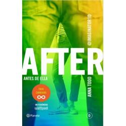 AFTER LIBRO 0, ANTES DE ELLA