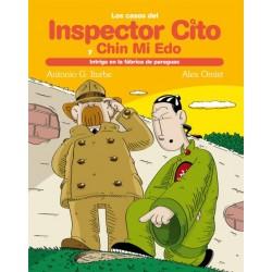 LOS CASOS DE INSPECTOR CITO Y CHIN MI EDO 8, INTRIGA EN LA FÁBRICA DE PARAGUAS