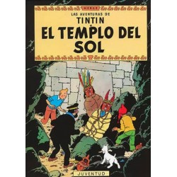 LAS AVENTURAS DE TINTÍN 13, EL TEMPLO DEL SOL