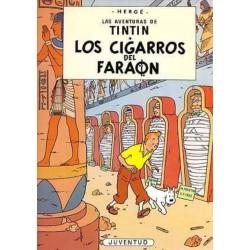 LAS AVENTURAS DE TINTIN 3, LOS CIGARROS DEL FARAÓN