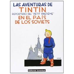 TINTÍN EN EL PAÍS DE LOS SOVIETS, LAS AVENTURAS DE TINTÍN