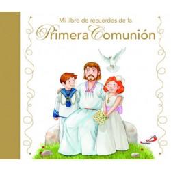 MI LIBRO DE RECUERDOS COMUNION