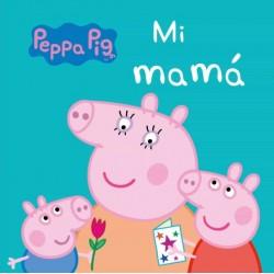 PEPPA PIG MI MAMÁ, TODO CARTÓN