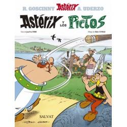 ASTÉRIX Y LOS PICTOS, ASTÉRIX 35