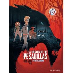 LA BRIGADA DE LAS PESADILLAS 4, MELISSANDRE