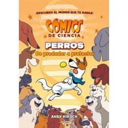 COMICS DE CIENCIA PERROS, DE PREDADOR A PROTECTOR