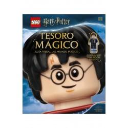 LEGO HARRY POTTER TESORO MÁGICO, GUÍA VISUAL DEL MUNDO MÁGICO