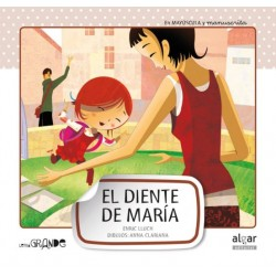 EL DIENTE DE MARÍA, MAYÚSCULA Y MINÚSCULA