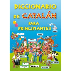 DICCIONARIO DE CATALÁN PARA PRINCIPIANTES