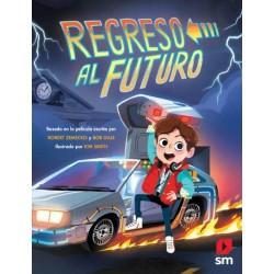 REGRESO AL FUTURO , CUENTO ILUSTRADO