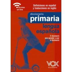 DICCIONARIO DE PRIMARIA LENGUA ESPAÑOLA VOX