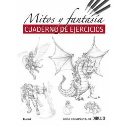 GUÍA COMPLETA DE DIBUJO, MITOS Y FANTASÍA (EJERCICIOS)