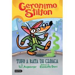 GERONIMO STILTON CÓMIC, TUFO A RATA DE CLOACA