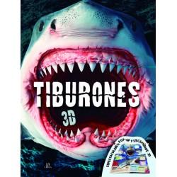 TIBURONES 3D, ESCENARIOS 3D