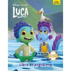 LUCA, LIBRO DE PEGATINAS