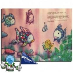 El pez Arcoiris. Libro ilustrado