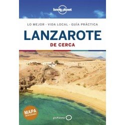LANZAROTE DE CERCA, LONELY PLANET