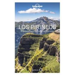 LO MEJOR DE LOS PIRINEOS, LONELY PLANET
