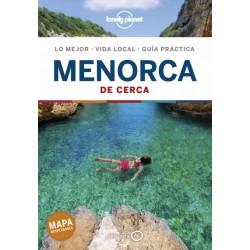 MENORCA DE CERCA, LONELY PLANET