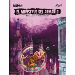 EL MONSTRUO DEL ARMARIO, EL BAUL DE LOS MONSTRUOS