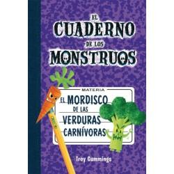 EL CUADERNO DE MONSTRUOS 4, EL MORDISCO DE LAS VERDURAS CANÍVORAS
