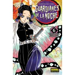 GUARDIANES DE LA NOCHE 6