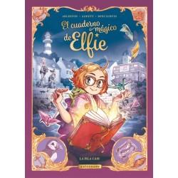 EL CUADERNO MÁGICO DE ELFIE, LA ISLA CASI