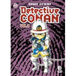 DETECTIVE CONAN II Nº42