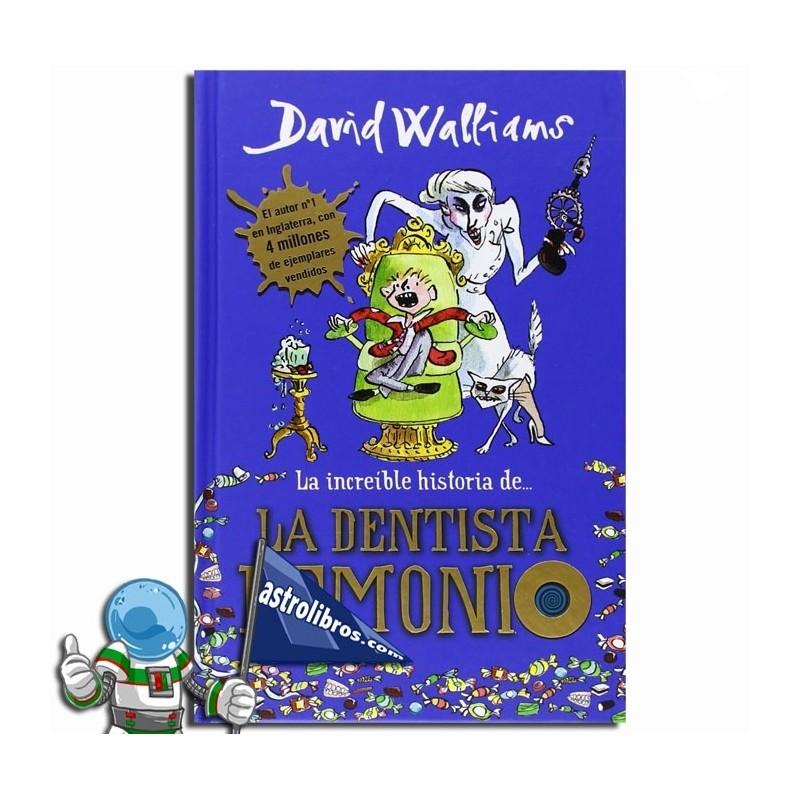 La increible historia de...  la dentista demonio.