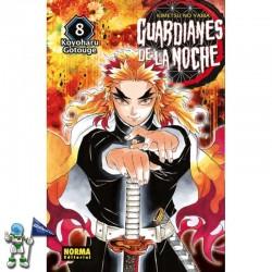 GUARDIANES DE LA NOCHE 8