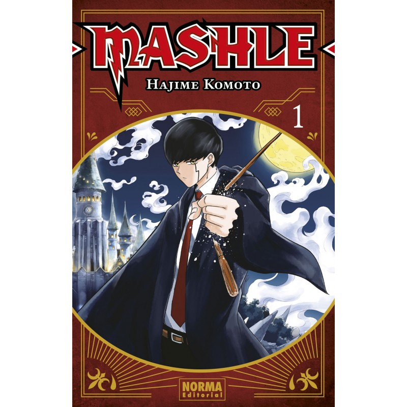 MASHLE 01