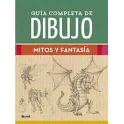 GUÍA COMPLETA DE DIBUJO, MITOS Y FANTASÍA