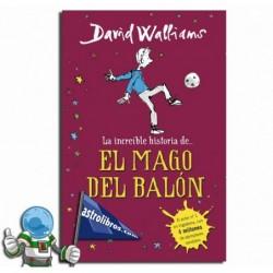 La increible historia de...  el mago del balón.