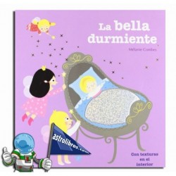La Bella durmiente. Libro con texturas.