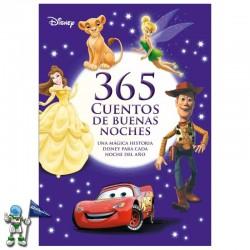 365 CUENTOS DE BUENAS NOCHES , DISNEY