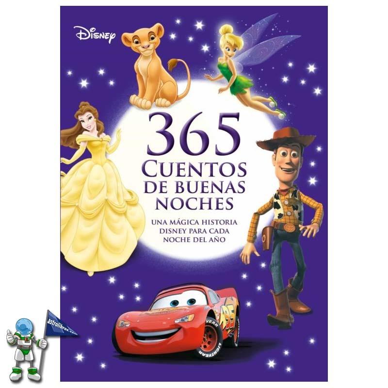 365 CUENTOS DE BUENAS NOCHES, DISNEY