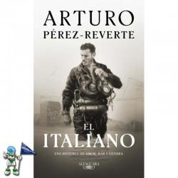EL ITALIANO, ARTURO PÉREZ-REVERTE