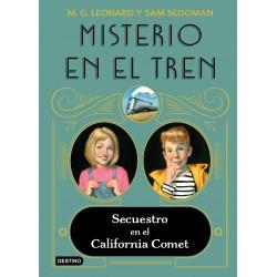 MISTERIO EN EL TREN 2, SECUESTRO EN EL CALIFORNIA COMET