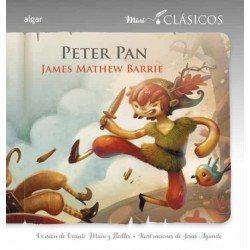PETER PAN, MINICLÁSICOS ALGAR