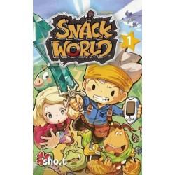 SNACK WORLD TV ANIMATION 1