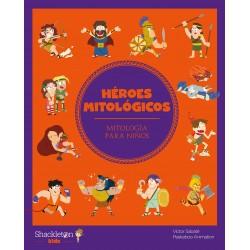 HÉROES MITOLÓGICOS, MITOLOGÍA PARA NIÑOS
