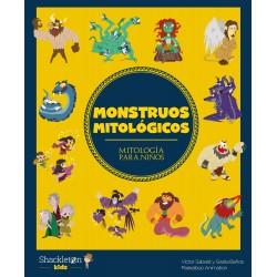 MONSTRUOS MITOLÓGICOS, MITOLOGÍA PARA NIÑOS
