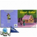 Testurarekin liburua. Hansel y Gretel.