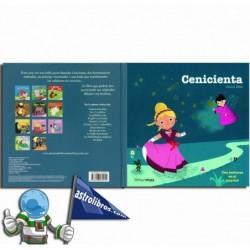 CENICIENTA , LIBRO CON TEXTURAS