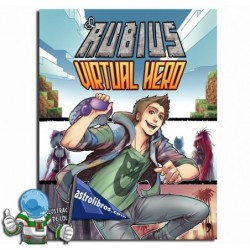 VIRTUAL HERO | LIBRO JUVENIL EN CÓMIC