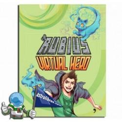 Virtual hero. Libro Juvenil en cómic.