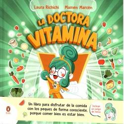 LA DOCTORA VITAMINA, CUENTOS QUE CUENTAN