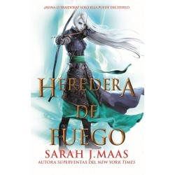 HEREDERA DE FUEGO, TRONO DE CRISTAL 3